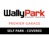 Wally Park LAX Premier Garage Self Park Covered