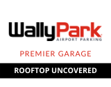 WallyPark SeaTac Premier Garage Rooftop Uncovered